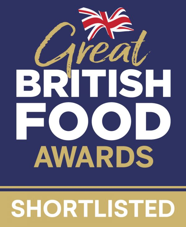 Great British Food Awards - Shortlisted