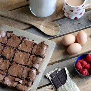 Brownies Raspberry - 1 of 12